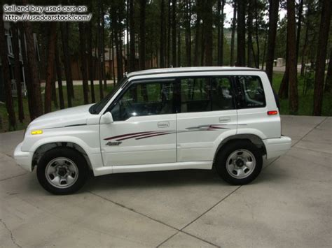 1998 Suzuki Sidekick by 1998 Suzuki Sidekick Information And Photos Momentcar