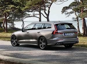 Volvo V60 2018 : volvo v60 estate review parkers ~ Medecine-chirurgie-esthetiques.com Avis de Voitures