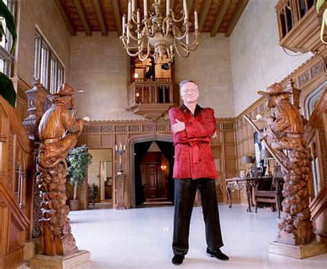 playboy mansion  sale   million  hefner