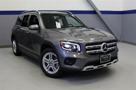 Taxes, fees (title, registration, license, document and transportation fees), manufacturer incentives and rebates are not included. New 2020 Mercedes-Benz GLB GLB 250 SUV in New Rochelle #2652N | Mercedes-Benz of New Rochelle