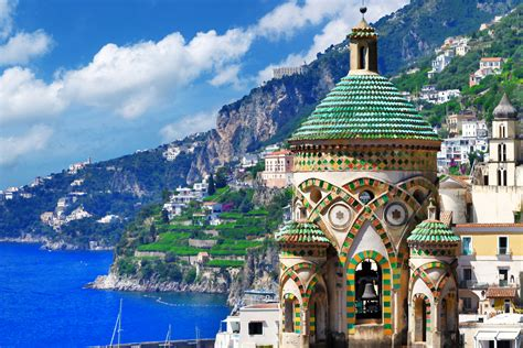 The Best Amalfi Coast Towns For Every Type Of Traveler