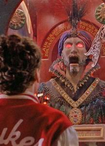 The unplugged Zoltar machine, creepy! One of my fave ...
