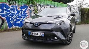 Toyota Chr Noir : essai toyota c hr hybride objet roulant non identifiable actu auto france ~ Medecine-chirurgie-esthetiques.com Avis de Voitures