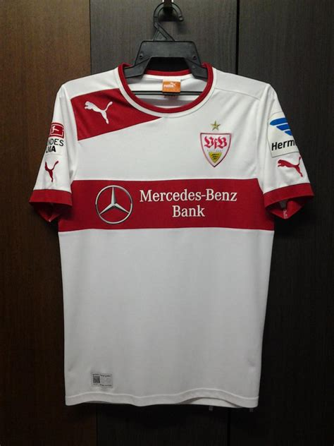 See actions taken by the people who manage and post content. VfB Stuttgart Home football shirt 2012 - 2013. Added on ...