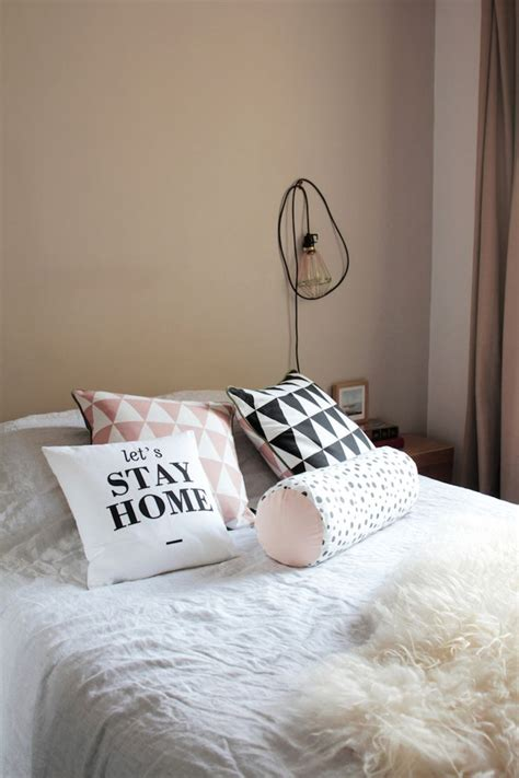 chambre cosy adulte couleur pour chambre cocooning