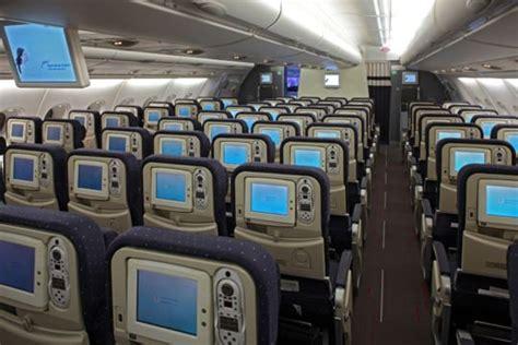 siege avion air va offrir des sièges plus confortables dans ses avions