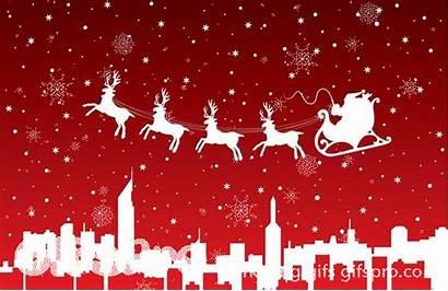 Santa Gifs Holiday Merry Gratis Terbaru Lowgif