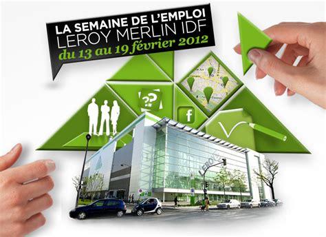 Leroy Merlin Fait Sa Semaine De L'emploi