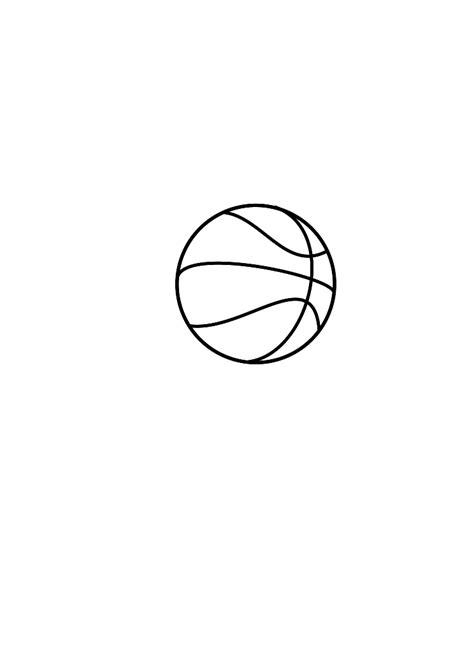 Small Basketball Clip Art