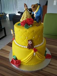 Décoration Gateau La Belle Et La Bete : best 25 belle cake ideas on pinterest belle birthday cake beauty and beast cake and beauty ~ Melissatoandfro.com Idées de Décoration
