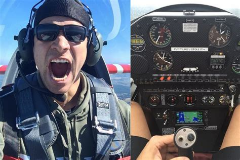 Jimmy Graham Pilot by Seattle Seahawks Te Jimmy Graham Moonlights As A Stunt Pilot