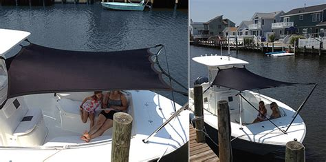 Boat T Top Window by Boat Shade Kit X From Rnr Marine