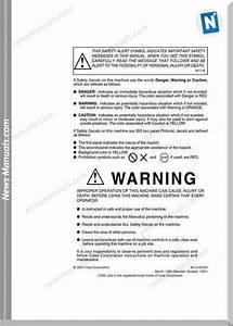Case Backhoe Loader Model 680l Operator Manual