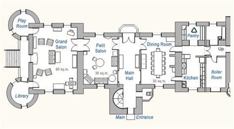 chateau floor plans chateau du pin floor plans castles palaces