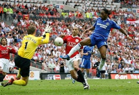 Chelsea v Man Utd 5-19-07 | Chelsea football team, Fa cup ...