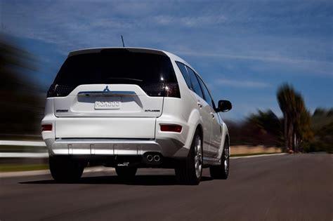 >2010 Mitsubishi Outlander Gt Car Wallpapers