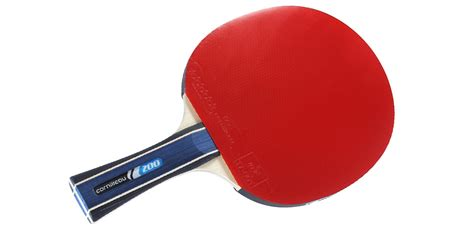 raquette de ping pong sport 200 cornilleau