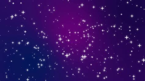 After Effects Particulas Template Luces by Sparkly Light Star Particles Moving Across A Purple Blue