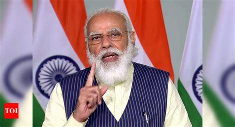 PM Modi launches India's vaccination drive against Covid ...