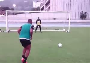 Soccer Free Kick GIF