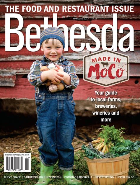 Bethesda Magazine: May June 2017 by Bethesda Magazine Issuu