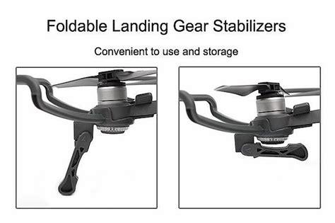 dji spark landing gear prop guards