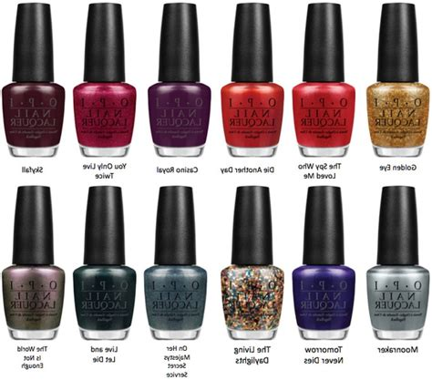 opi nail colors list laurensthoughts