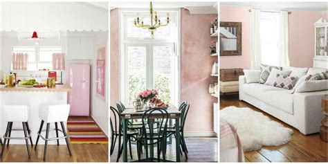 living room color inspiration color inspiration room schemes colorful decorating ideas landscape millenial pink blush trend
