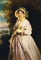 1848 Grand Duchess Anna Feodorovna by Franz Xavier ...