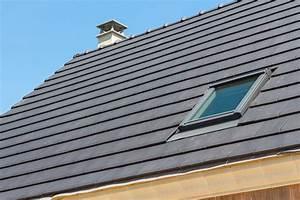 Toiture Metallique Pour Maison : tous les conseils pour choisir son ardoise de toiture ~ Premium-room.com Idées de Décoration