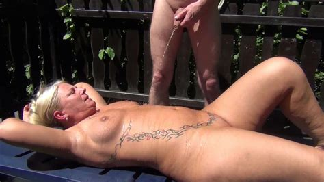 Been Full Shitting And Pissing While Sunbathing Scat