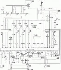 1999 Mitsubishi Montero Sport Wiring Diagram