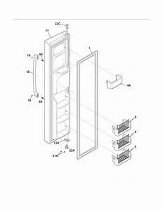 Electrolux Refrigerator Parts