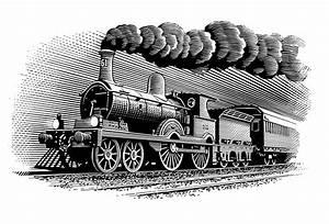 Resultado de imagen de Steam Train illustrations ...