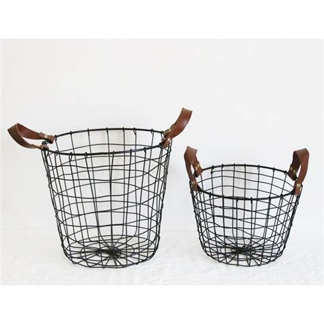 Bedroom Wastebasket by Black Metal Wire Backet Paper Bin Kitchen Bedroom Bathroom