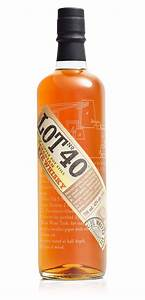 Lot No. 40 - Canadian Whisky of the Year
