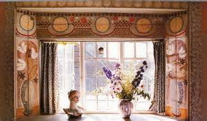 decorated homes interior in squares the bloomsbury s influence on today
