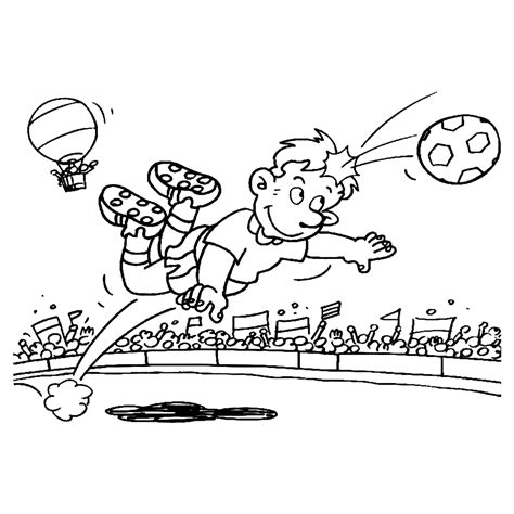 Kleurplaat V by Sport Voetbal Kleurplaten Kleurplatenpagina Nl