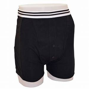 Kylie U00ae Male Incontinence Boxer Shorts