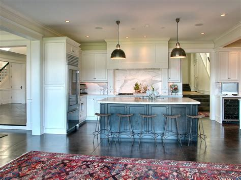 Concrete Floor Paint Basement Modern With Armchair Art