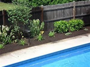 quel arbre autour une piscine With amenager une terrasse exterieure 16 quelles plantes pour un massif de bord de piscine