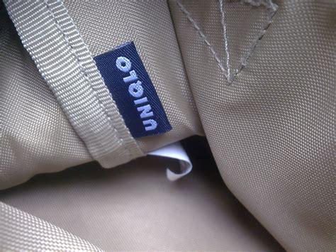 drayakeebag uniqlo sling bagsold