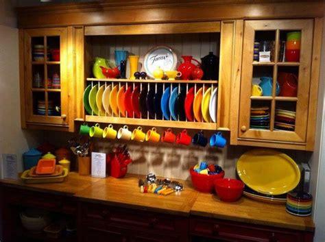 fiesta dinnerware colorful americana
