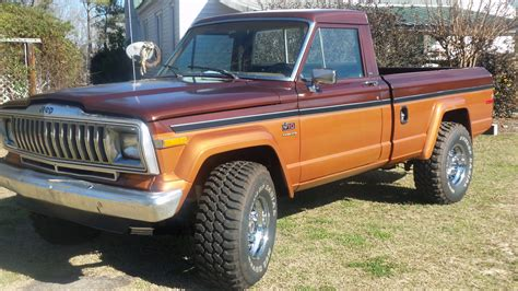 amc jeep j10 1983 amc jeep j10 pickup w272 kissimmee 2015