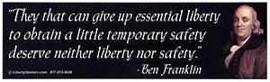 Quotes - Politi... Liberty Vs Freedom Quotes