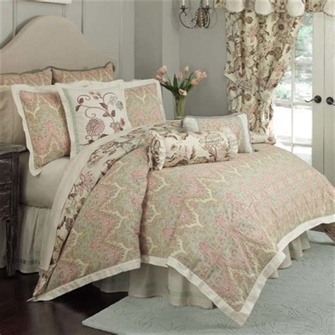 waverly graceful garden 4 comforter set reviews