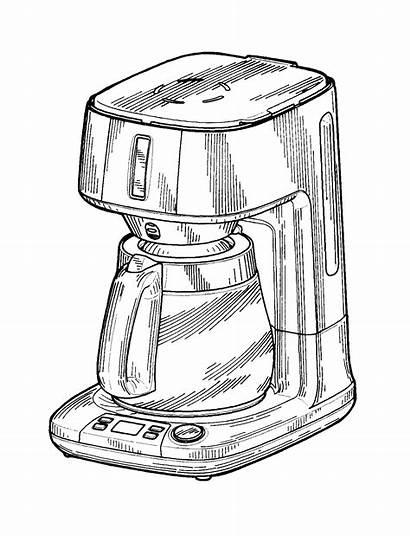 Maker Drawing Coffee Espresso Patent Patents Google
