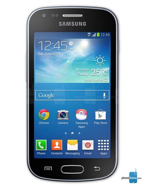 Samsung Galaxy Trend Plus Specs