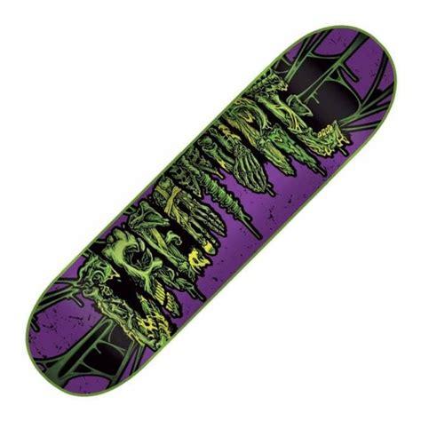 creature skateboard decks uk creature skateboards catacombs medium skateboard deck 7 8