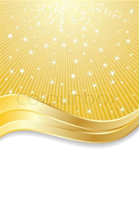 vector golden abstract background clip art stock vector